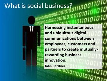 Socialbusiness